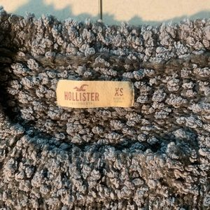 Hollister sweater grey x-small Women's